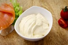 Meerrettich-Sahne-Sauce